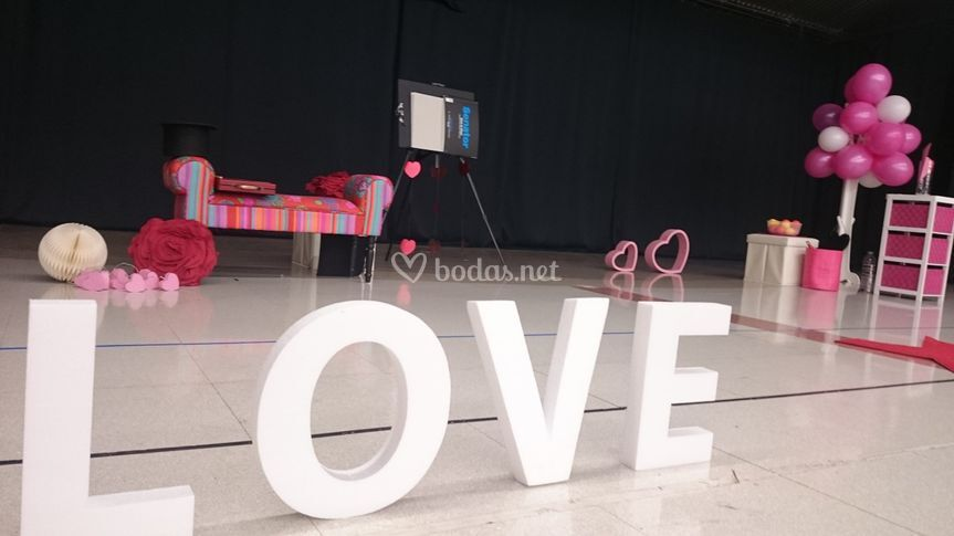 Show San Valentín