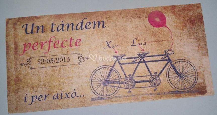Vintage con bicis