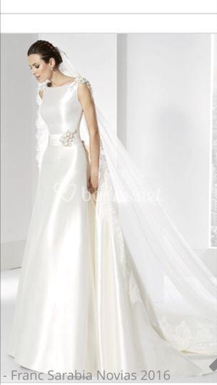 Vestidos de novia en toledo capital