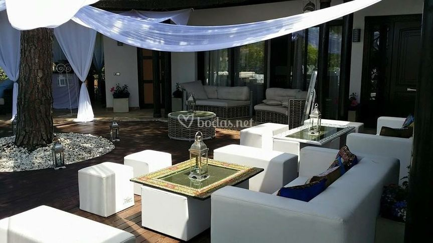 Rincones chill out