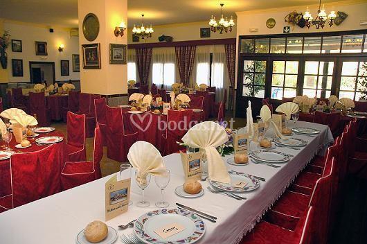 Salones para boda comuniones