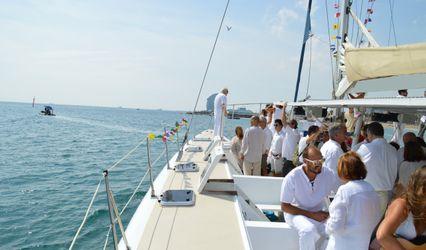 Skyline boats - Barco para eventos 1