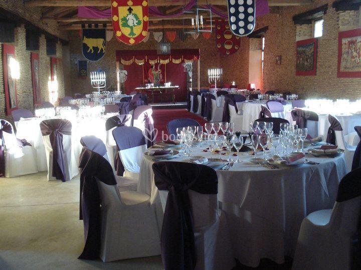 Banquete La Casona