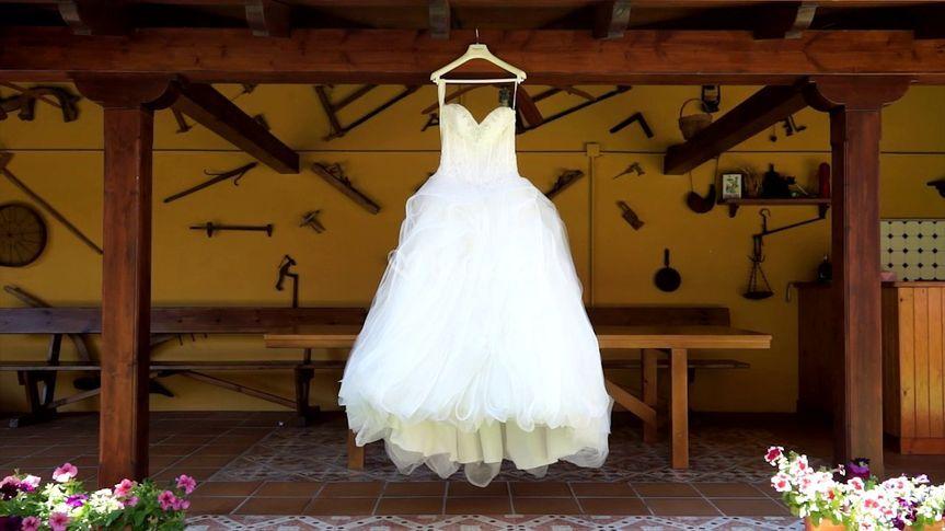 Fotograma de vestido