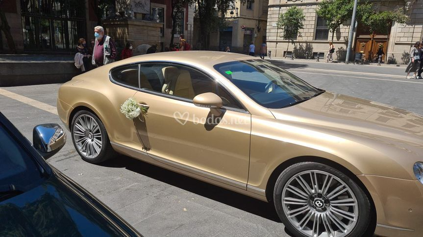 Mercedes Barcelona