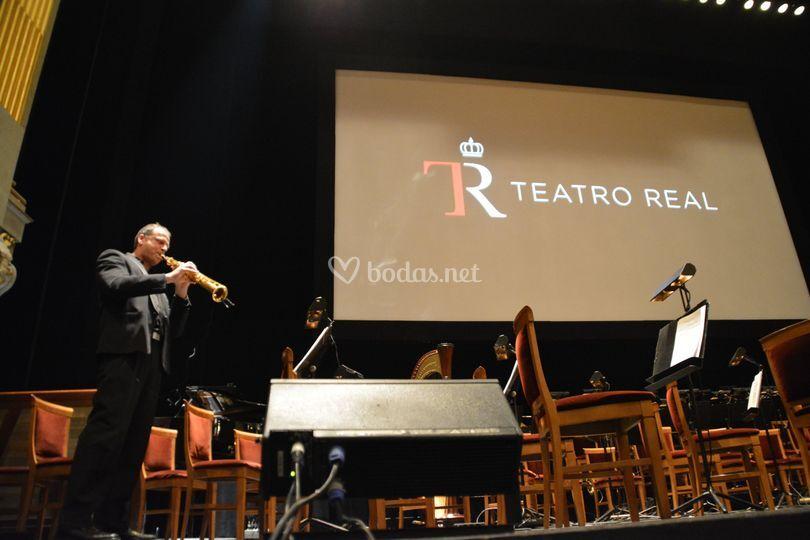 Eventos teatro real