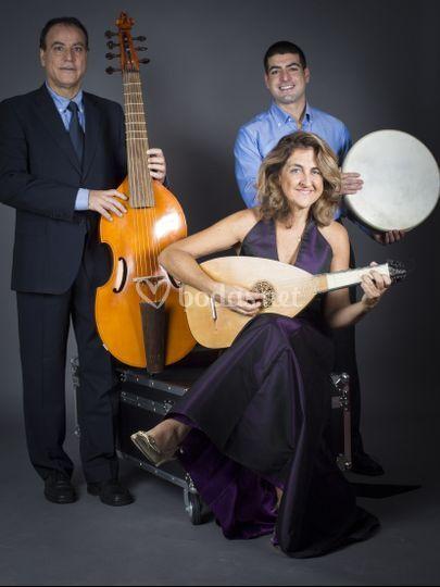 Grupo canzona (música antigua)