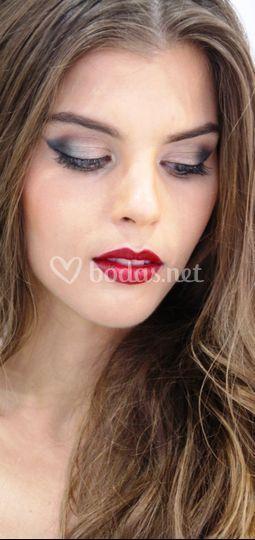 Maquillaje para un evento