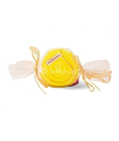 Caramelo de piña