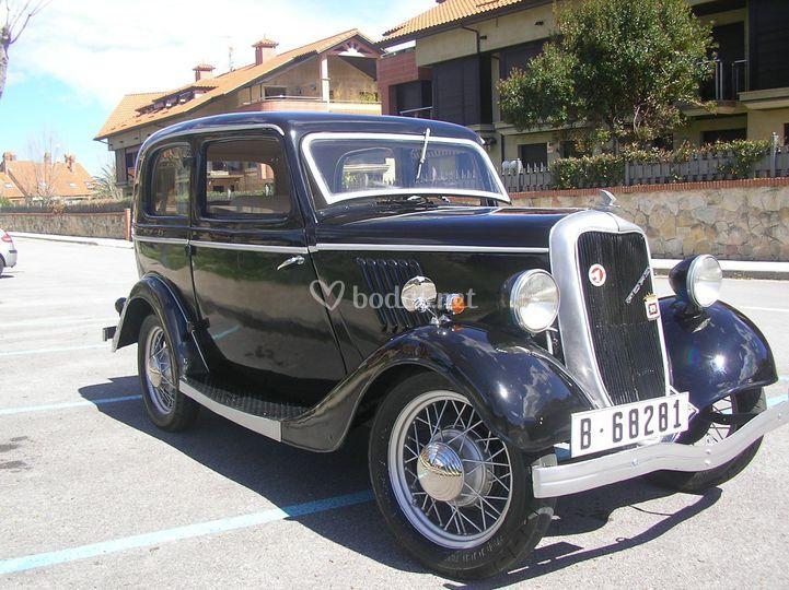 Ford Y 1936