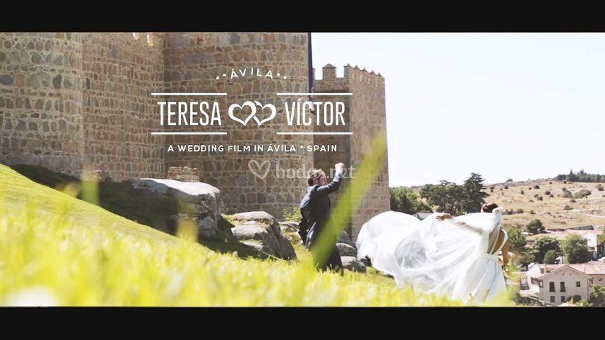 Videos de boda en Ávila