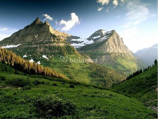 Montañas de Canadá