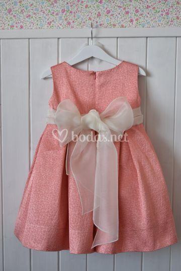 Vestido de ceremonia París