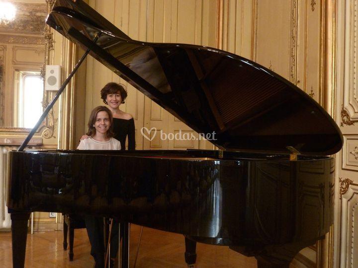 Soprano y piano/órgano