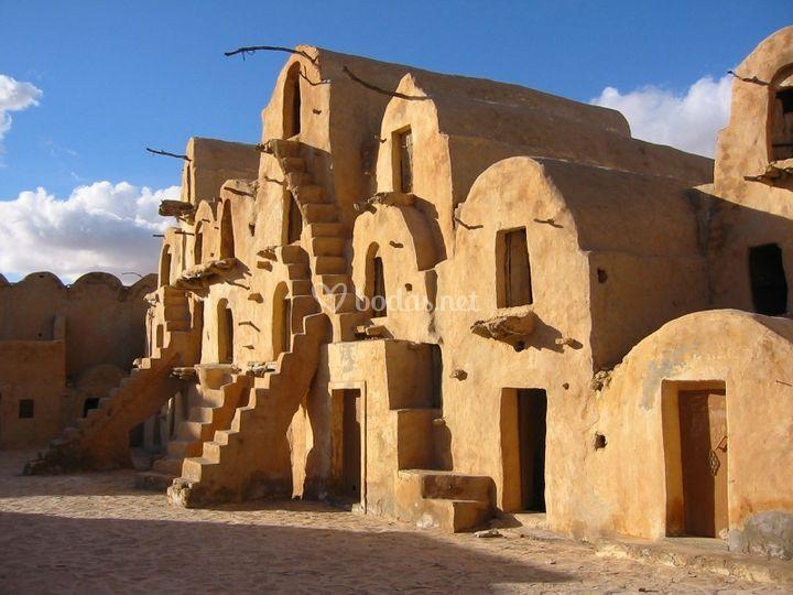 Tataouine- Túnez