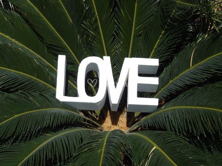 Palabra Love