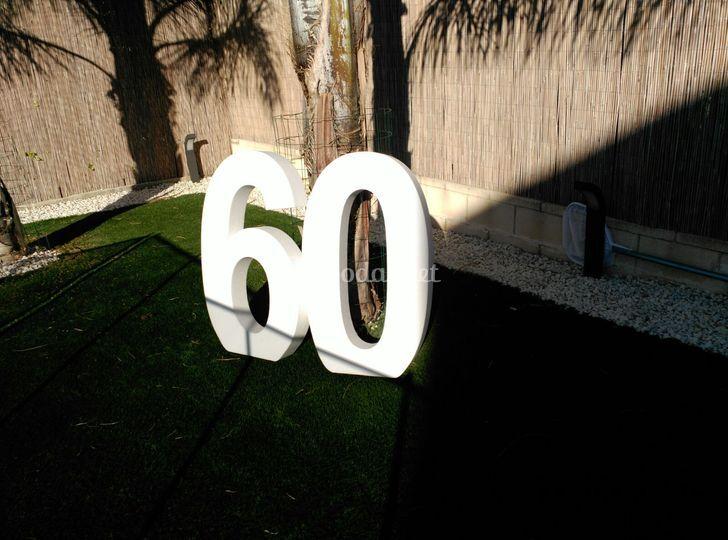 Felices 60 años de casados