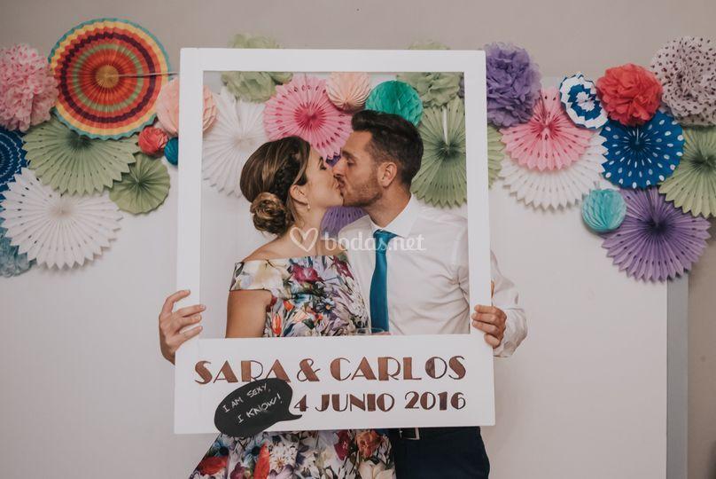 Boda Carlos & Sara