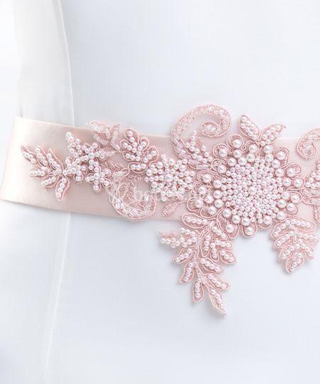 Cinturón de novia Málaga
