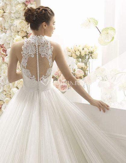 Vestidos novia outlet palencia