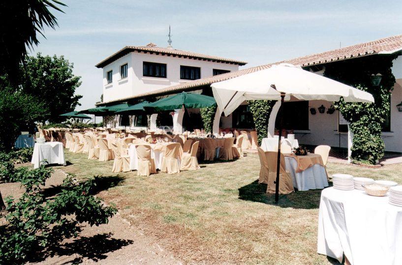 Jardín Viña Santa Lucía