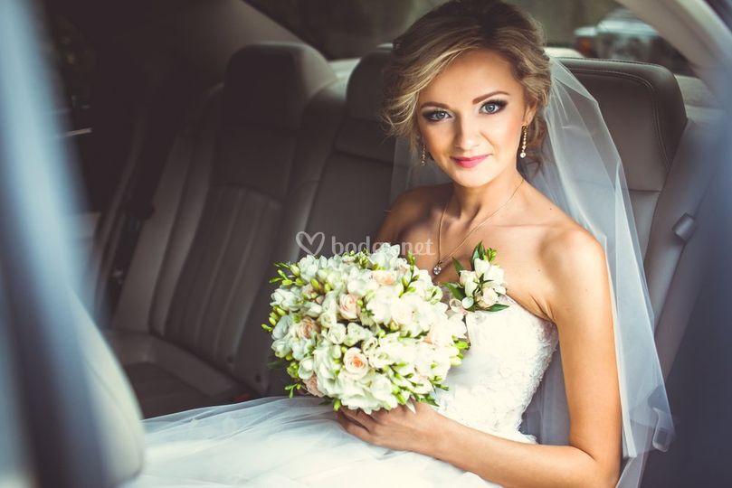 La novia, la protagonista