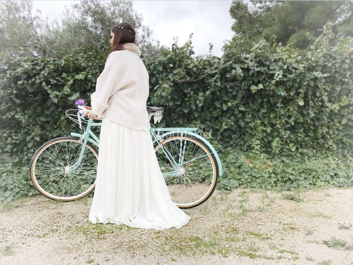 Bicicleta Vintage Bodas