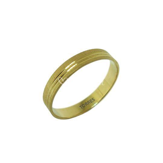 Alianza oro amarillo 18k