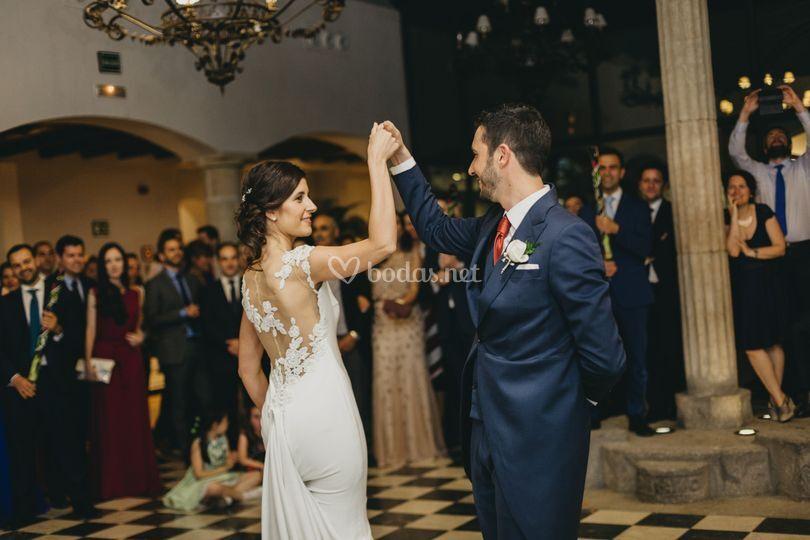 Tu Baile. Ciro y Natalia