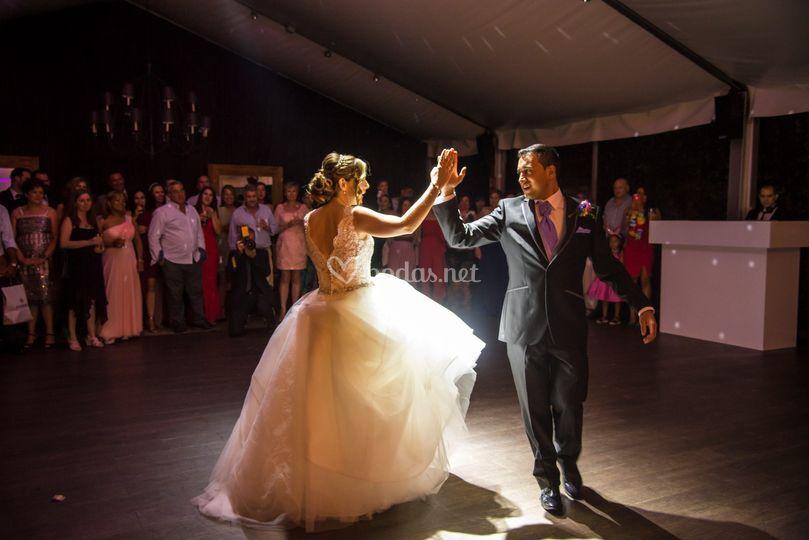 Tu Baile. Patricia y Angel