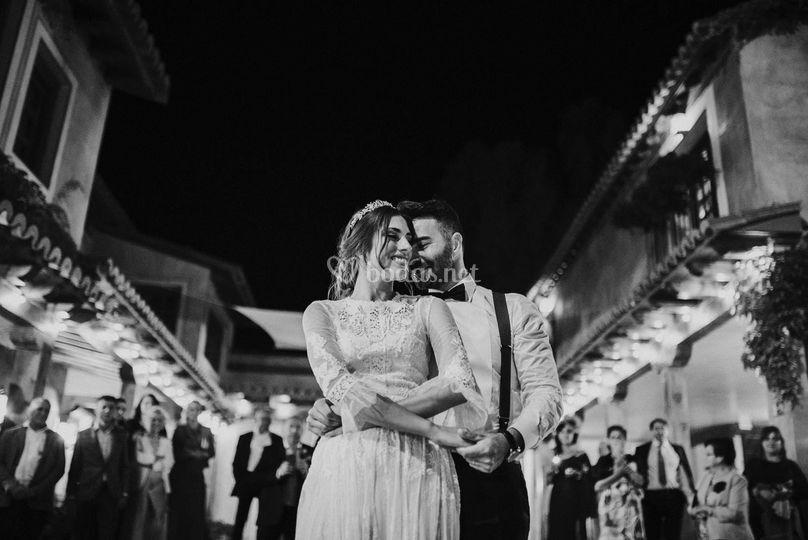 Tu Baile. Viorela y Ruben