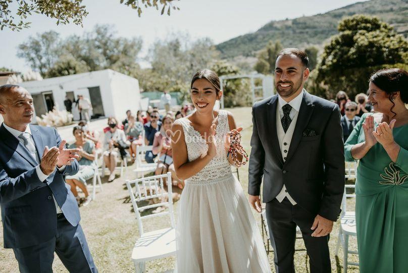 Jose y Silvia