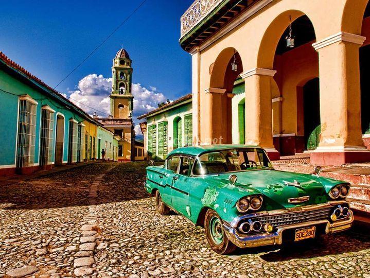 Cuba única