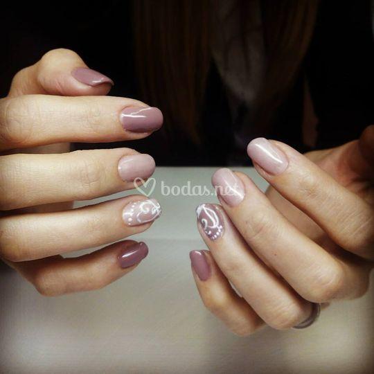 Colores pastel para tus uñas