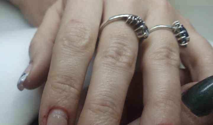 Decoración de uñas con formas