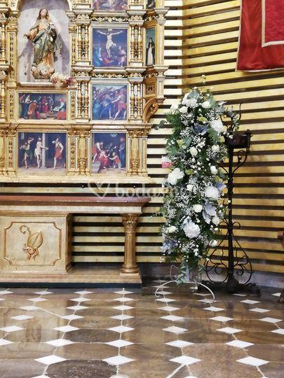 Diseño de boda clásica