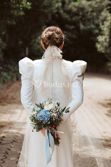 Ella, la novia