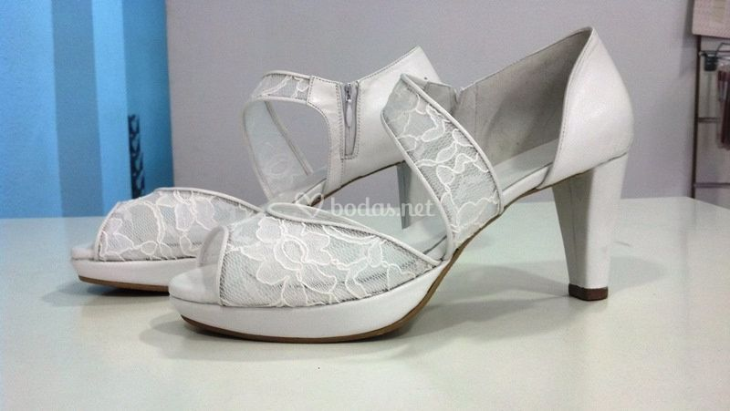 calzado para novia de el sastre del pie - zapatos | foto 3