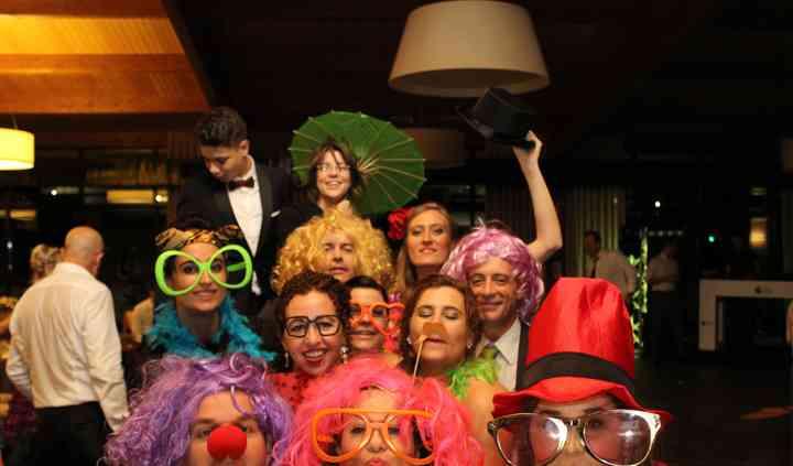Discomóvil Party -  Fotomatón