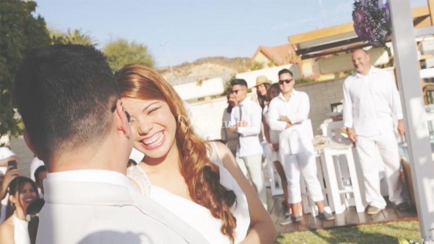 ¡Casados!