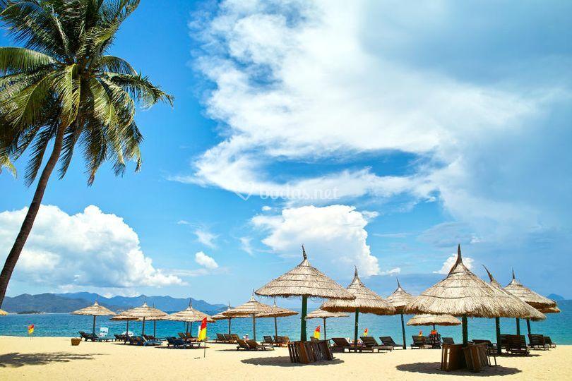 Vietnam con playas de Na Trang