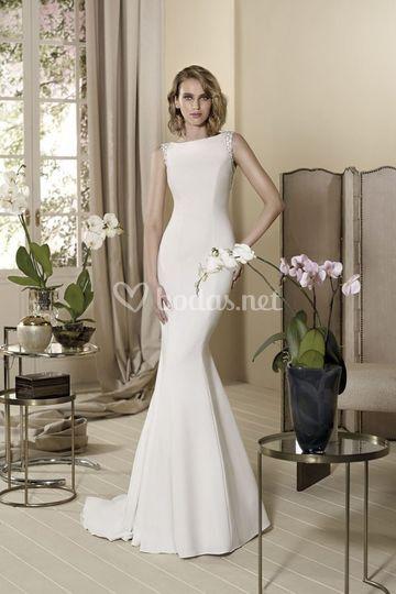 Ceremonia vestidos de novia