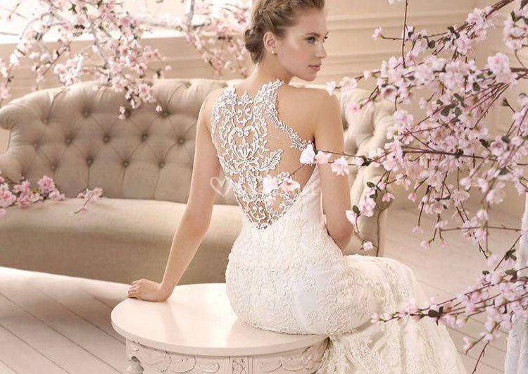 vestido novia cabotine de d'ceremonia | foto 19
