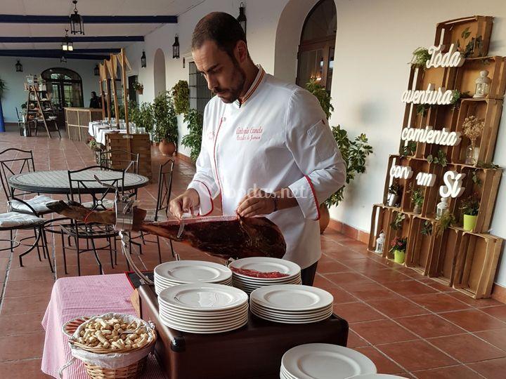 Catering Salvador Arias
