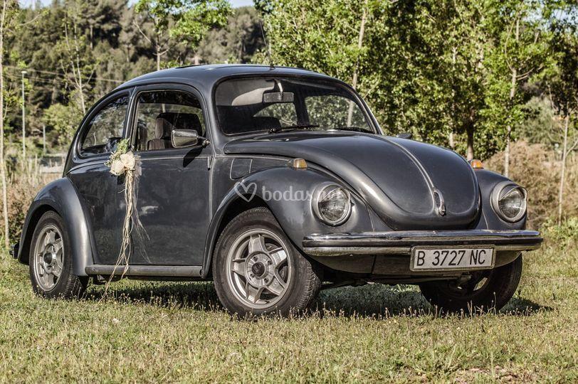 Beetle gris 1200 del 1972