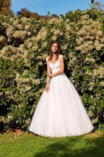 Vestidos fiesta bodas lleida