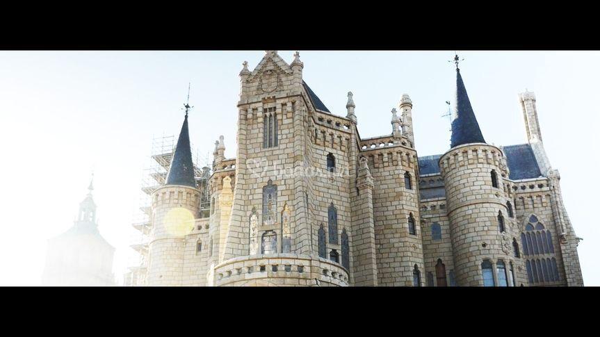 Palacio de Gaudí, Astorga.