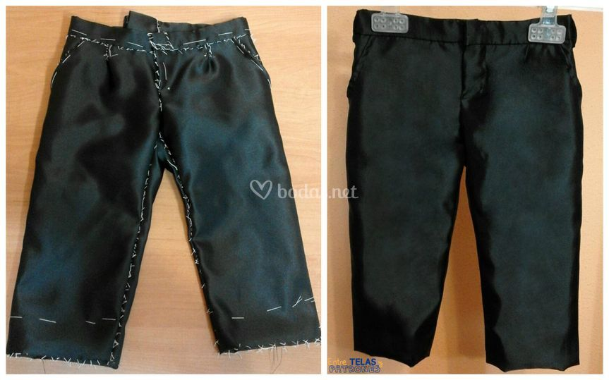 Pantalón para niño de arras