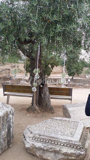 Decoración de árbol