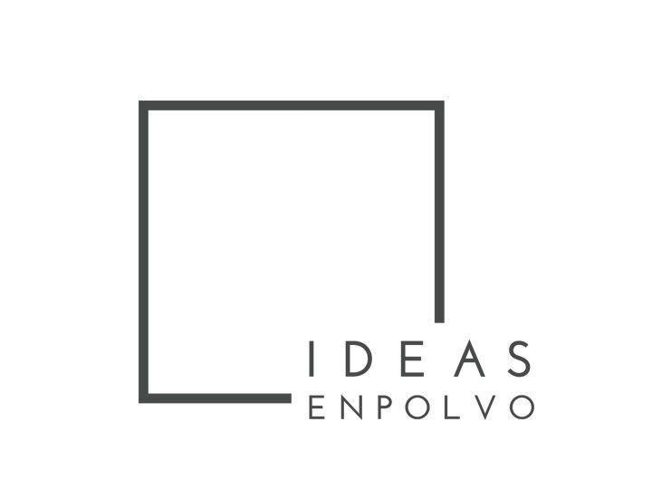 Logo Ideas en Polvo